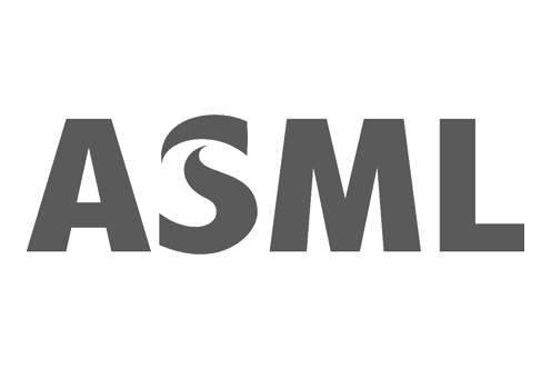 the ASML logo