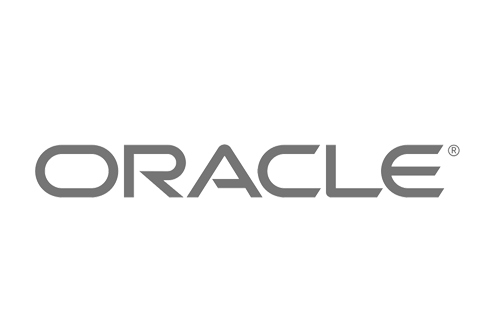 grey Oracle logo