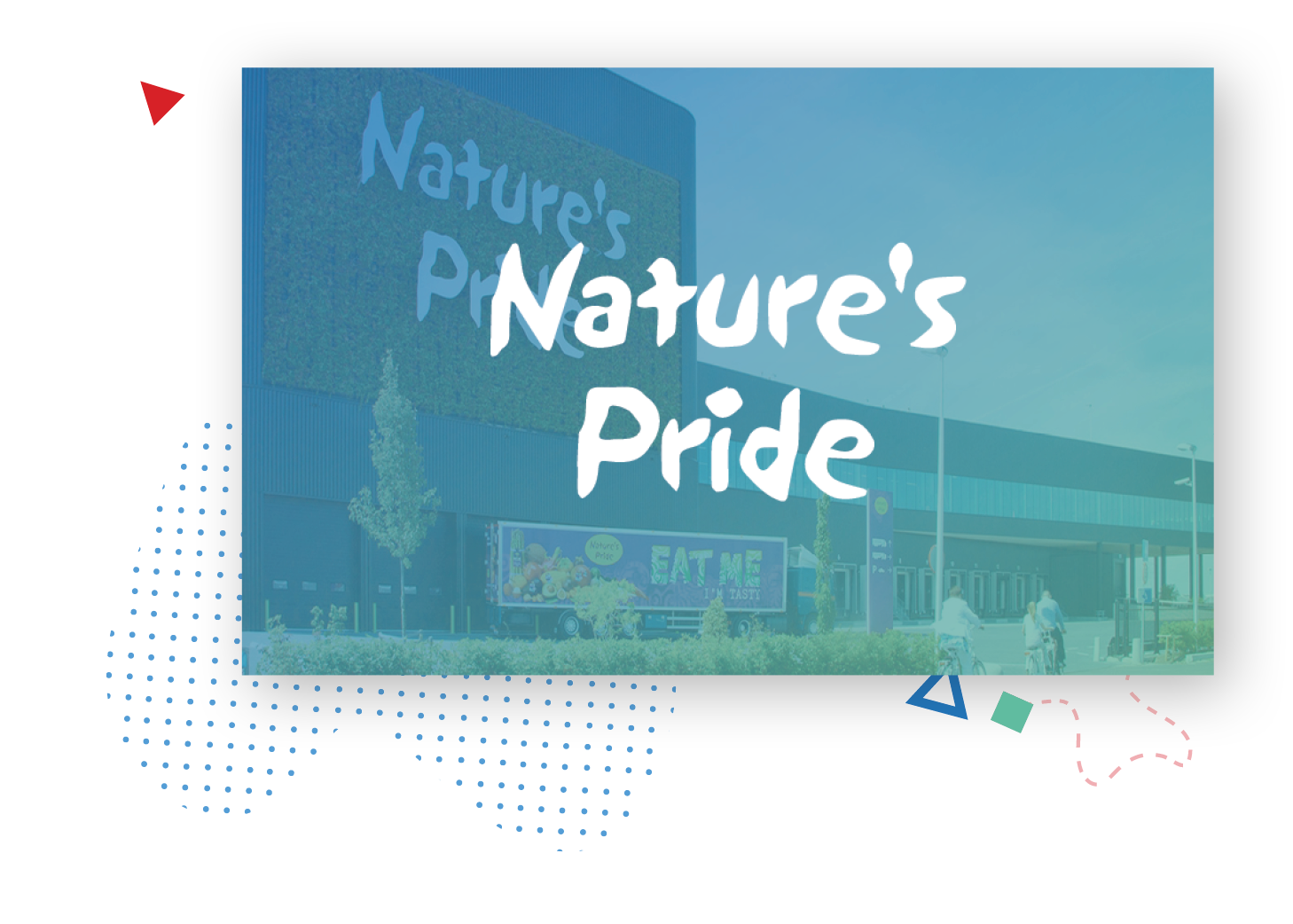 Image of the Case study for employer branding in cooperation with Nature's Pride